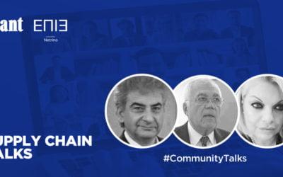 CommunityTalks με την ΕΠΙ3_Σπαθόπουλος, Ζαφειροπούλου, Σκουλικίδης